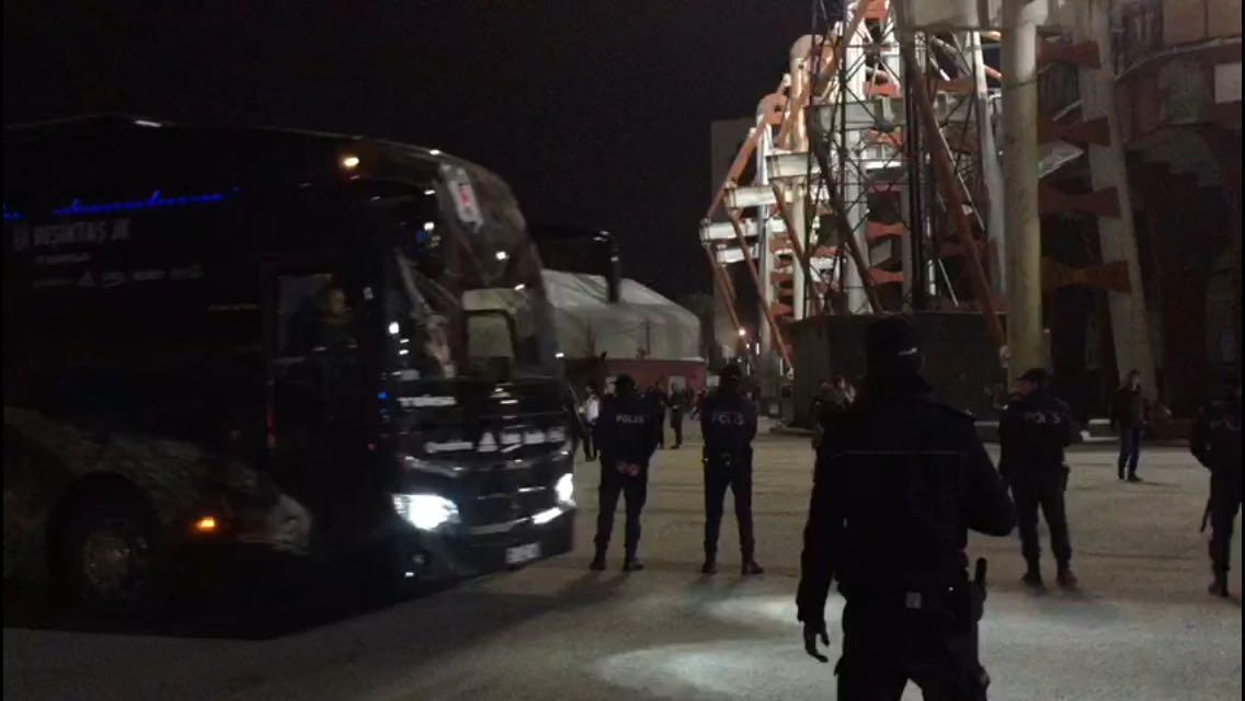 Beşiktaş 19 Mayıs'a giriş yaptı
