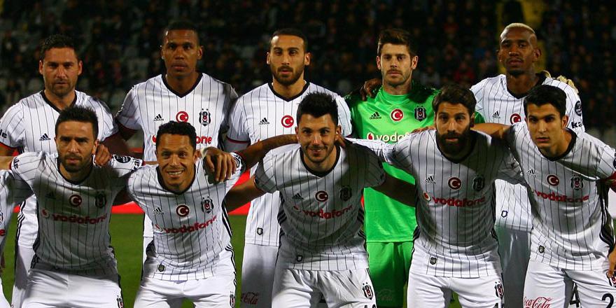 ''Beşiktaş bu ligin en iyi takımı''