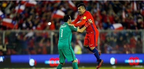 Şili, Ekvador'u mağlup etti! İşte Medel'in istatistikleri...