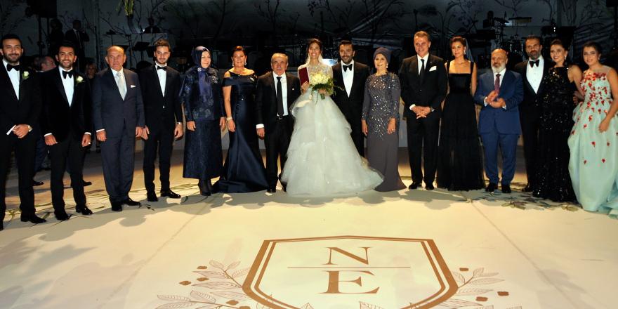 Yönetim Kurulu Üyesi Emre Kocadağ evlendi