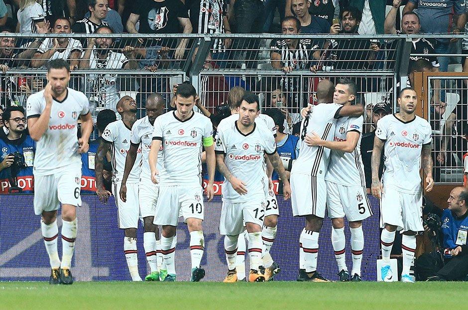 Beşiktaş'ta sarı kart alarmı! 3 isim sınırda...