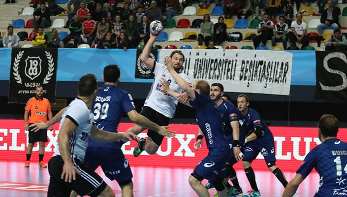 Beşiktaş Mogaz, Şampiyonlar Ligi'nde mağlup oldu