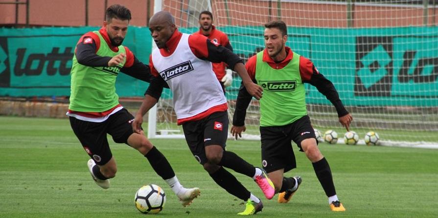 Gençlerbirliği'nde Beşiktaş maçı hazırlıkları sürüyor!