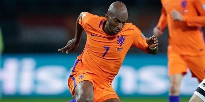 Babel'in forma giydiği Hollanda 2 golle kazandı!