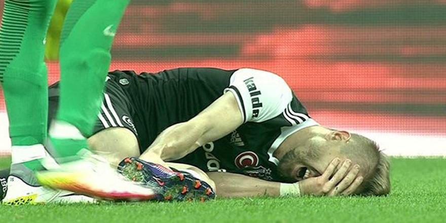 Beşiktaş'ta bu sezon yaşanan sakatlıklar