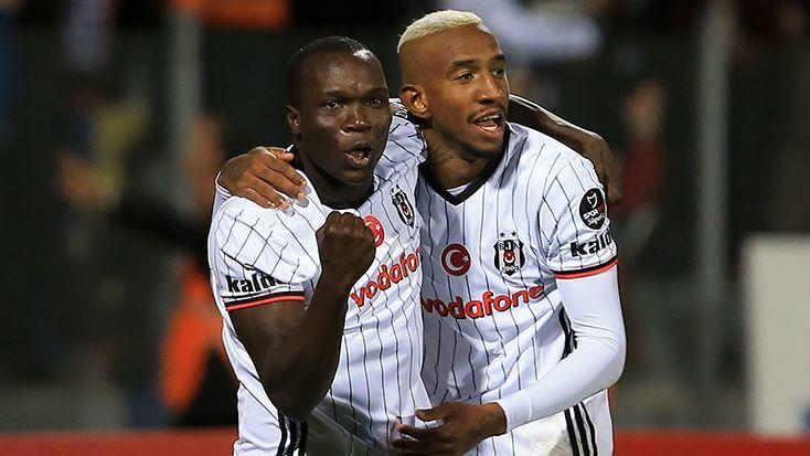 İşte Beşiktaş'ın Aboubakar ve Talisca planı!