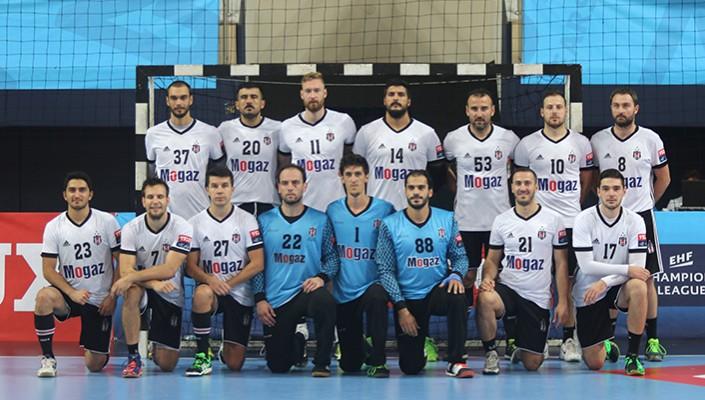 Beşiktaş Mogaz'ın Türkiye Kupası çeyrek finalinde rakibi Aziziye Belediyesi