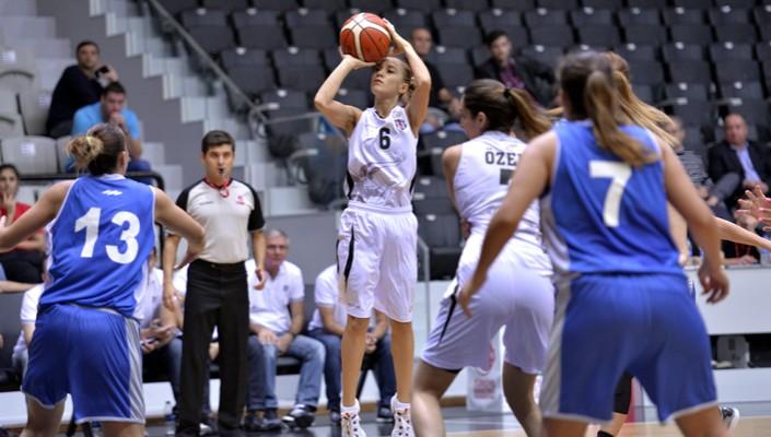 Bellona Abdullah Gül Üniversitesi:66 - Beşiktaş:56