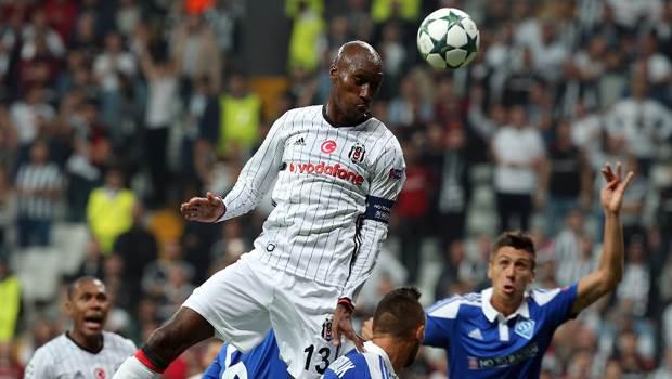 """""""Atiba Beşiktaş'ın en iyi hücumcusu"""""""