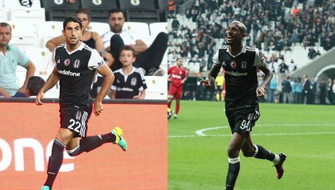 Beşiktaş'ta iki oyuncu ameliyat oldu