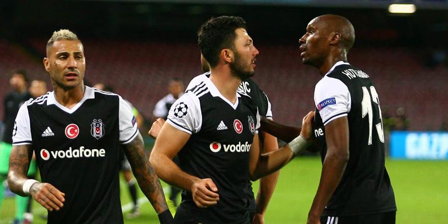 Atiba Süper Lig'in zirvesine çıktı