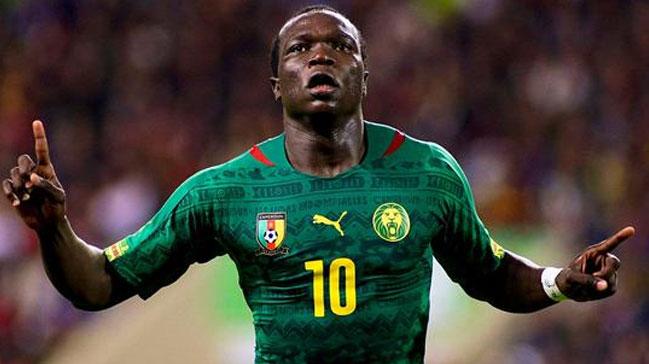 Aboubakar, Afrika'da yılın futbolcusu olmayı bekliyor