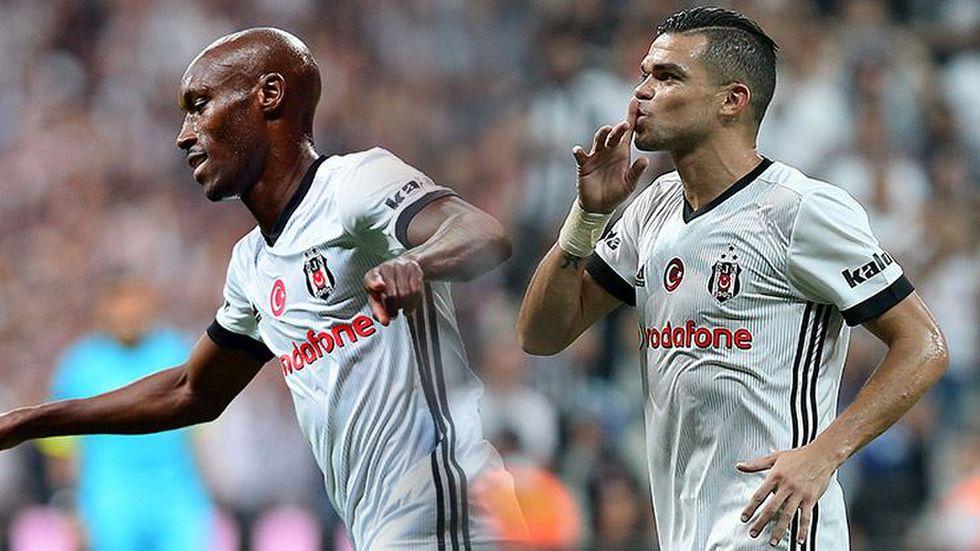 Beşiktaş'ın kilit isimleri!