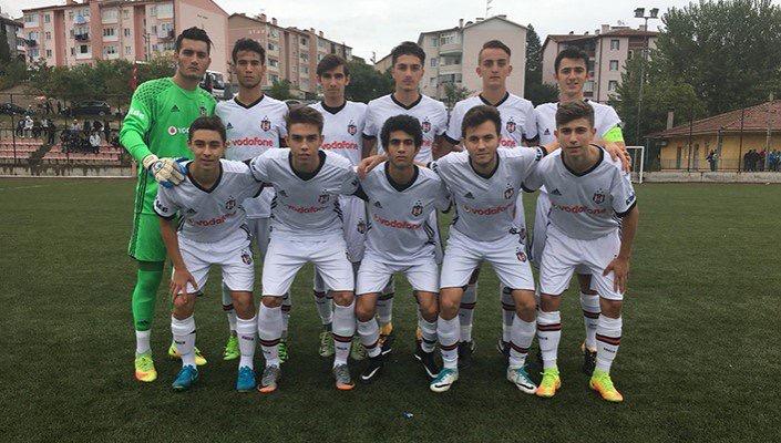 Beşiktaş'ın gençleri Trabzonspor'a mağlup oldu
