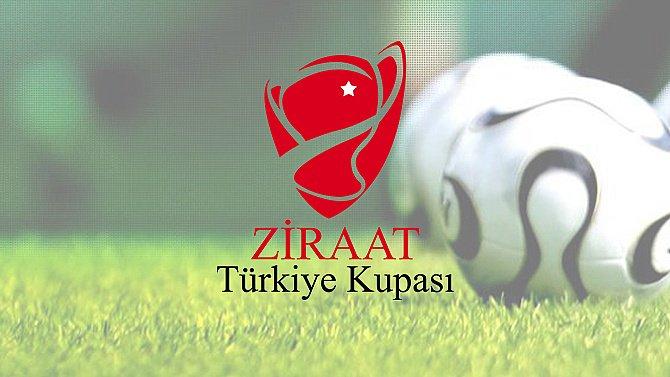 Ziraat Türkiye Kupası'nda Beşiktaş'ın çeyrek finaldeki rakibi