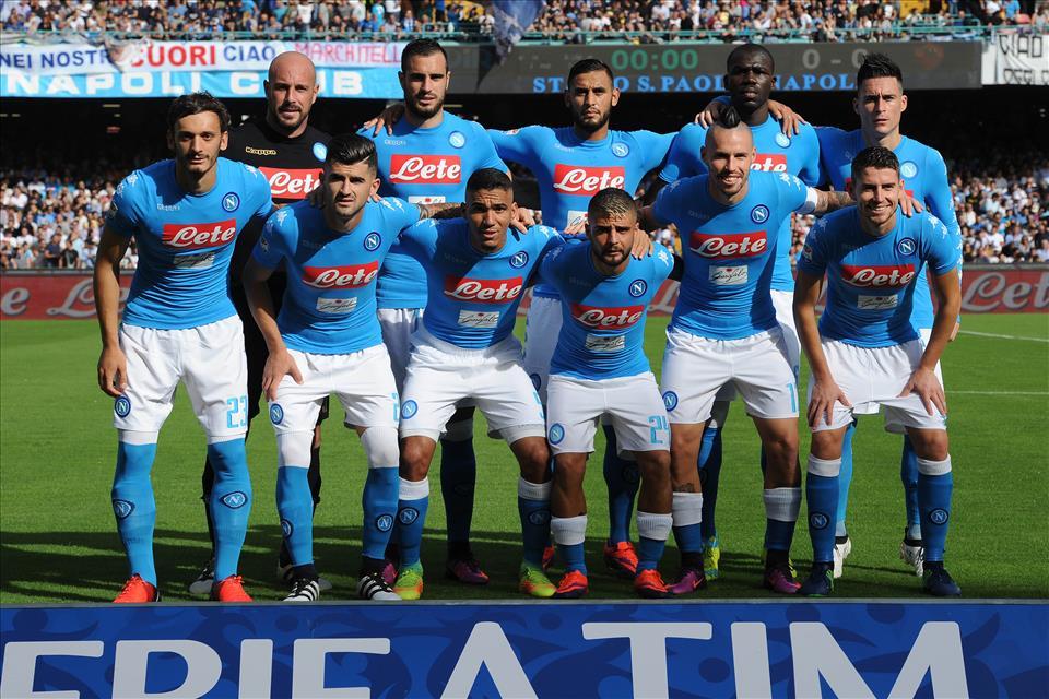 """Napoli maça hızlı başlar"""