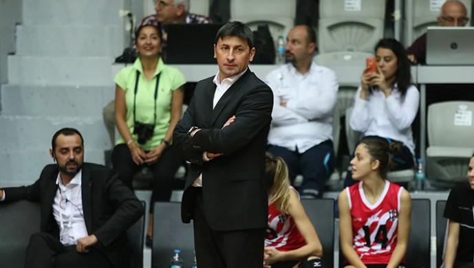 """Kamil Söz: """"Oyuncularımı kutluyorum"""""""