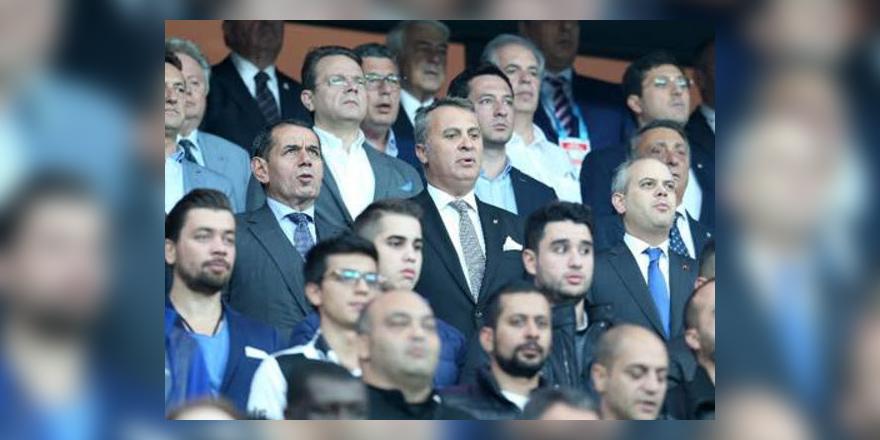 Dursun Özbek: ''Beşiktaş bize geldiğinde...''