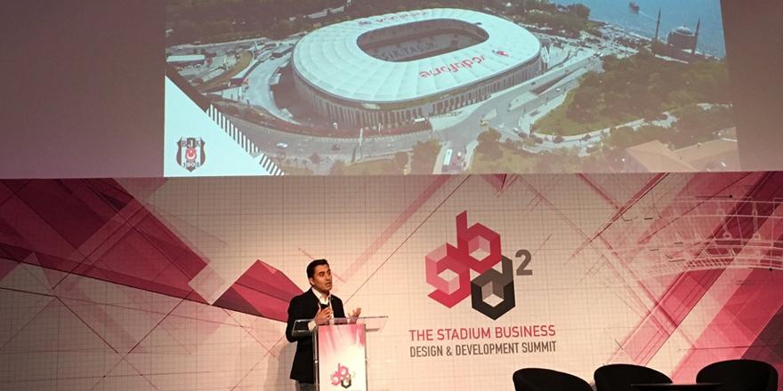 Vodafone Arena dünya stadyumlar zirvesinde!
