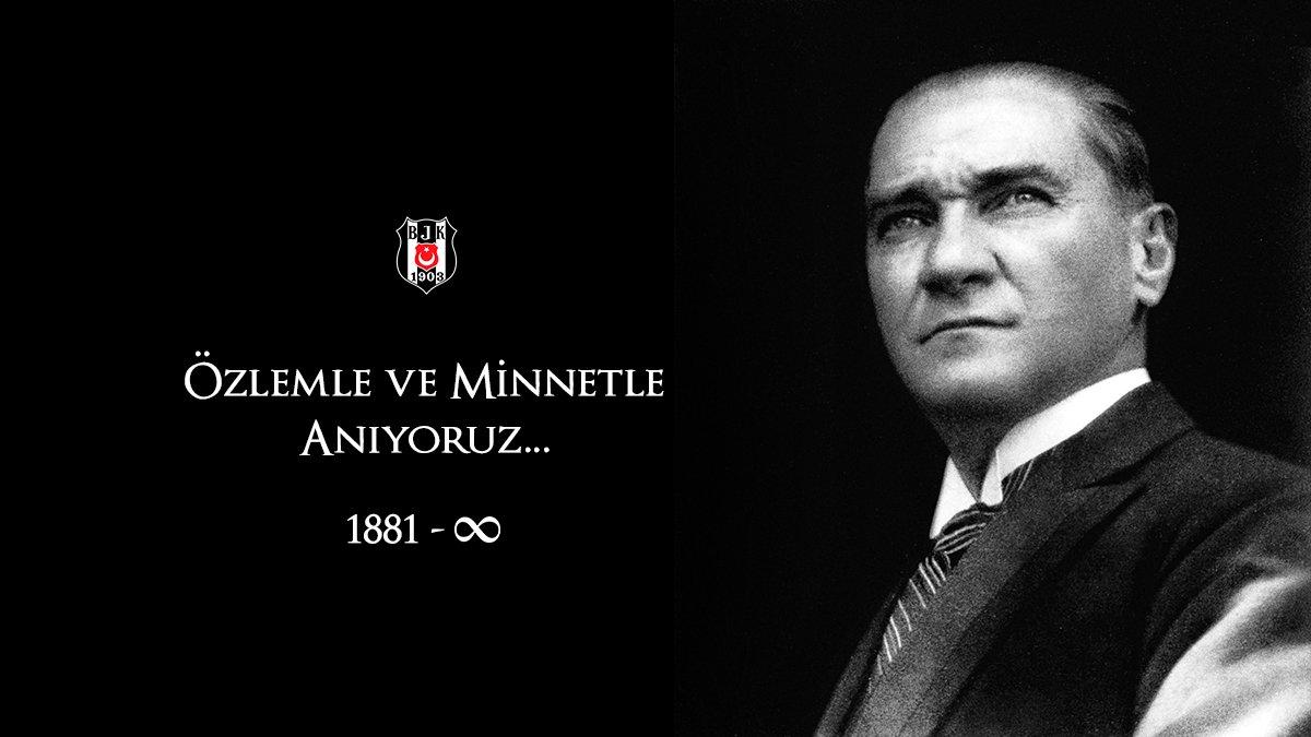 Beşiktaştan Duygulandıran 10 Kasım Videosu