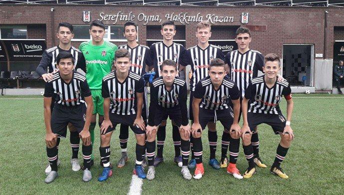 M. Başakşehir:0 Beşiktaş:1 (U-15)