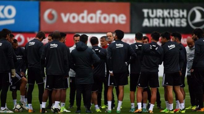 Beşiktaş'a 1 günlük izin!