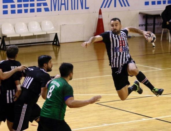 Beşiktaş Mogaz'ın rakibi Bş. Bld. Ankaraspor