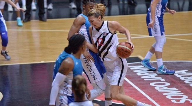 Kadın Basketbol Takımı OGM Orman ile karşılaşacak