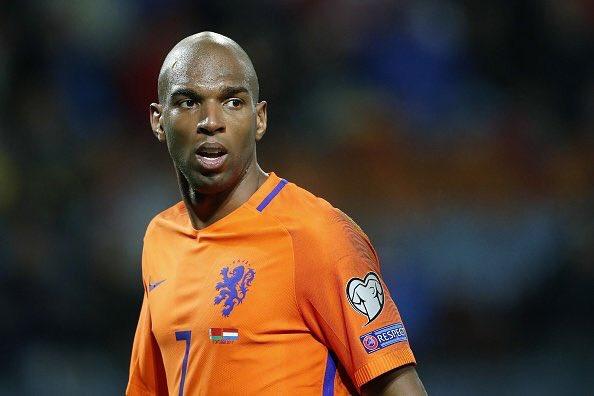 Ryan Babel'in takımı Hollanda, hazırlık maçında berabere kaldı