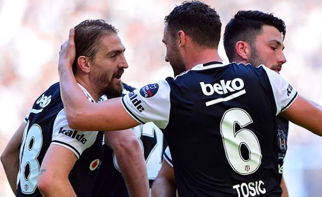 Beşiktaş'ta savunmada 3 eksik!