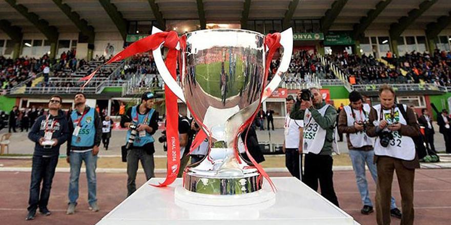 Türkiye Kupası'nda kura günü