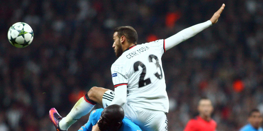 ''Beşiktaş'a teşekkür ediyorum...''