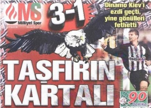 TARİHTE BUGÜN | Beşiktaş İnönü Stadı'nda Kiev'i devirdi!