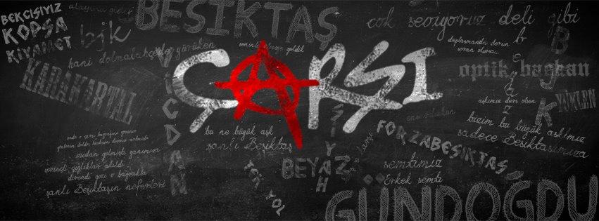 Çarşı'dan Malatyasporlu taraftarlara geçmiş olsun mesajı