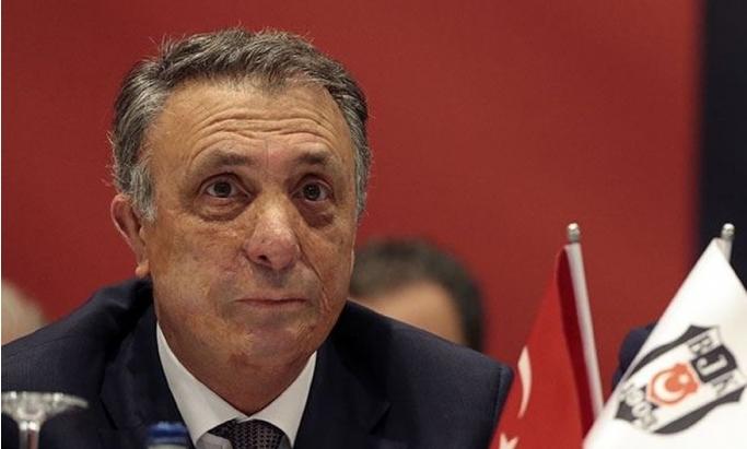 """Ahmet Nur Çebi: """"Beşiktaş'ta bindirilmiş kıtalar yoktur"""""""