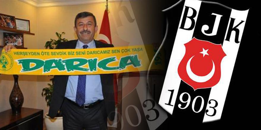 Beşiktaş'la eşleşen kulüpte büyük sevinç