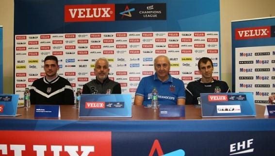 Müfit Arın ve Mihajlo Radojkovic'den açıklamalar