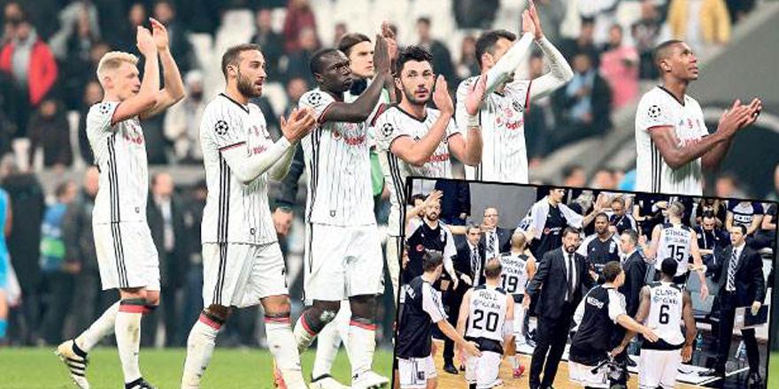 Avrupa'nın yenilgisiz tek takımı: Beşiktaş