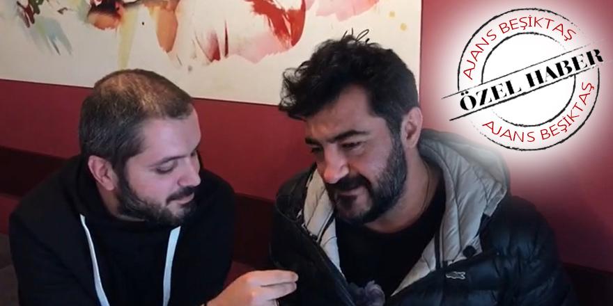 ÖZEL RÖPORTAJ | 18 Kelime ile Beşiktaş - Celil Nalçakan