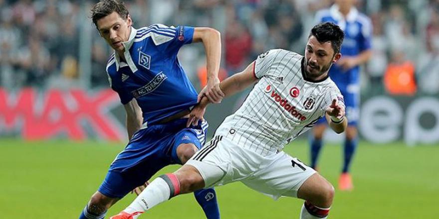 Beşiktaş'ta Tolgay Aslan FIFA'ya başvurdu