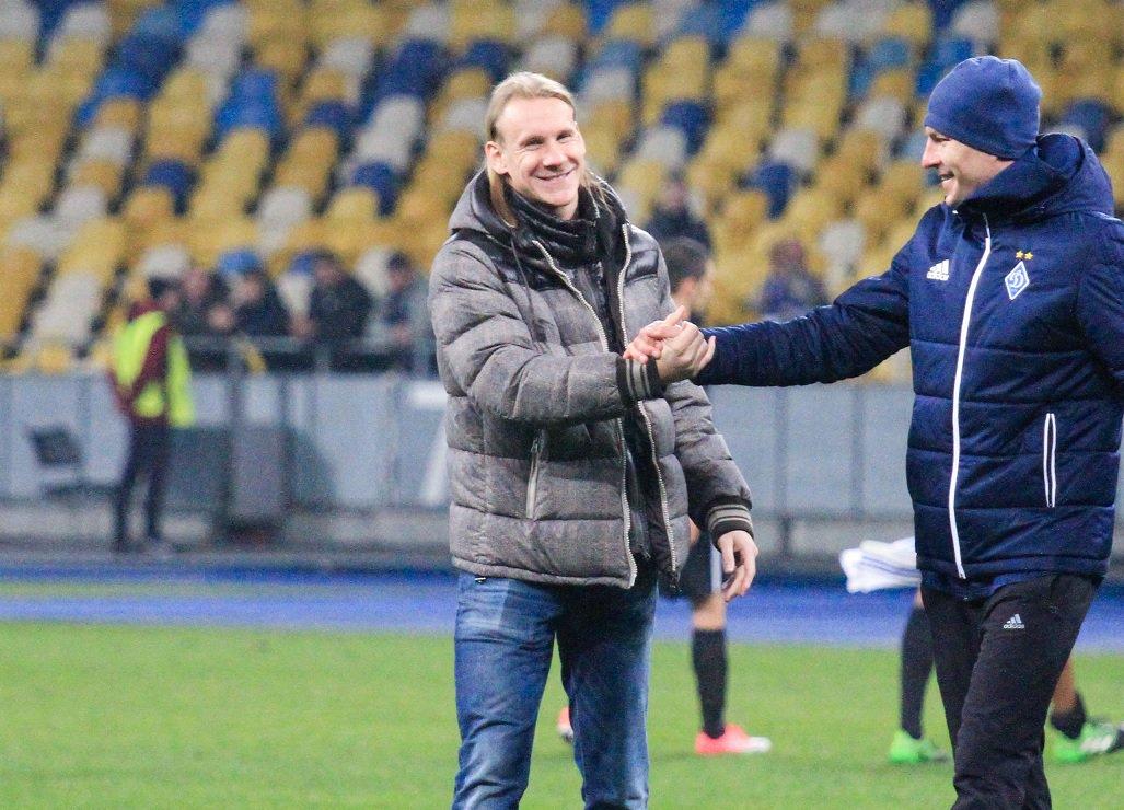 """Dinamo Kiev Teknik Direktörü Khatskevich: """"Vida daha güçlü bir ligde oynamayı hak ediyordu"""""""