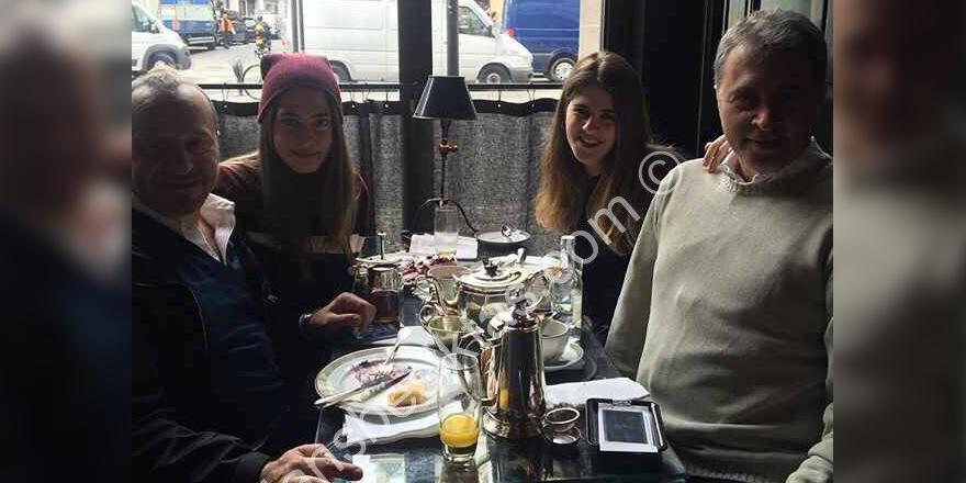 Fikret Orman yeni yaşını Londra'da kutladı