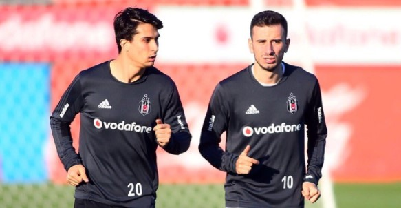 Beşiktaş'ta Necip Uysal sevinci!