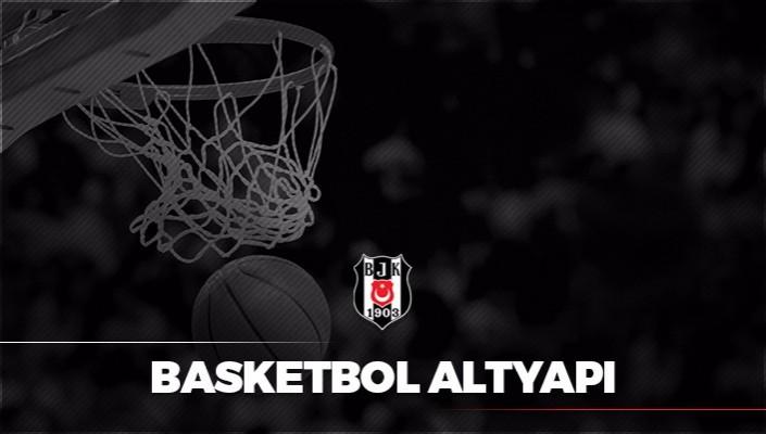 Basketbol altyapı maç programı