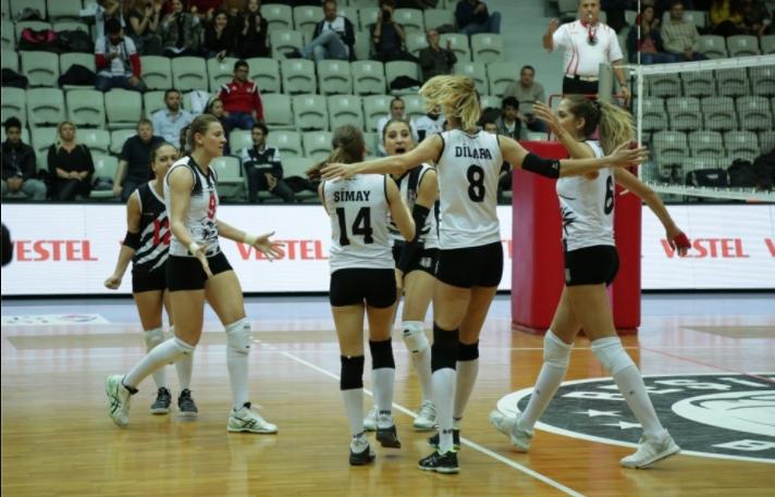Kupa Voley final etabında rakip Galatasaray