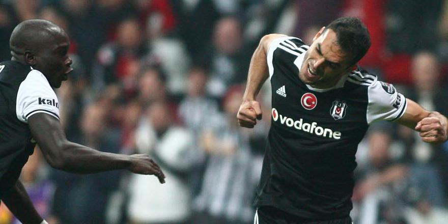 Vodafone Arena'da penaltı bolluğu