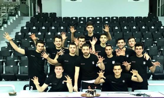 Filenin Kartallarından Mustafa Alkan'ın doğum günü kutlandı