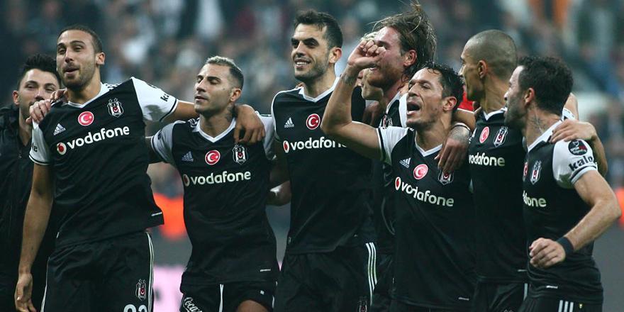 ''Beşiktaş'ın ateş idare merkezi...''