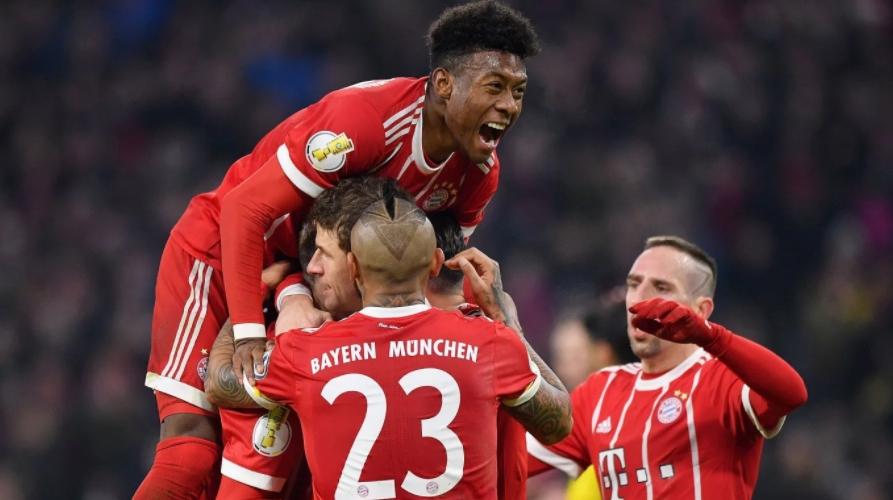 Beşiktaş'ın Şampiyonlar Ligi rakibi Bayern Münih'ten 3 gollü galibiyet!