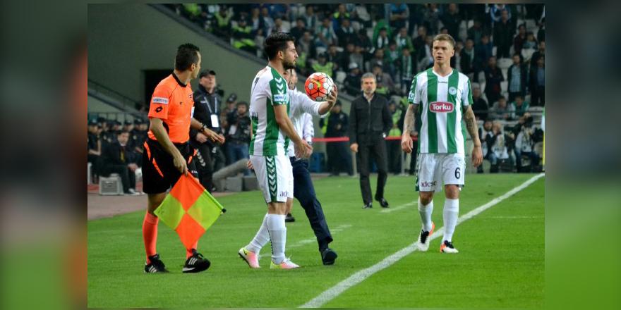 Konyaspor'lu başarılı oyuncu: ''Beşiktaş'a gitmek için...''